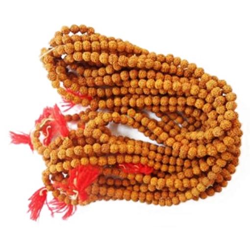 Picture of Rudraksha Beads String (109 pcs) 6mm
