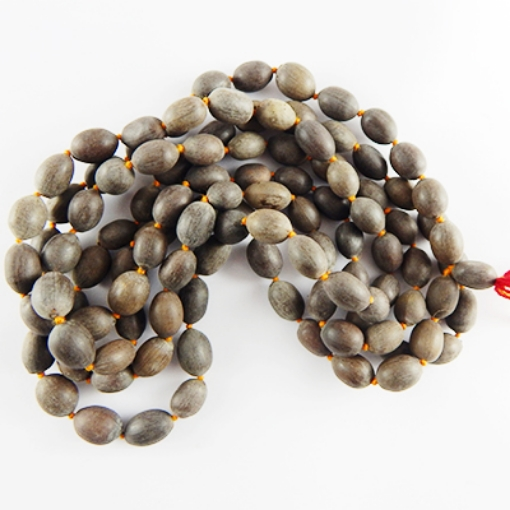 Picture of Lotus Seed Beads Mala