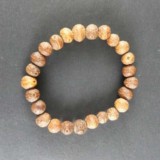 Picture of Bodhi Seed Beads Bracelet