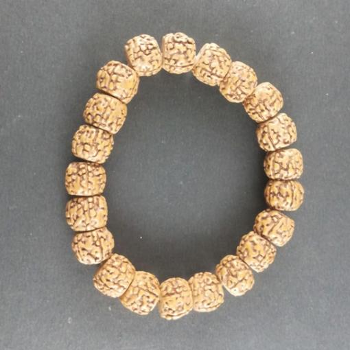 Picture of Rudraksha Beads Bracelet
