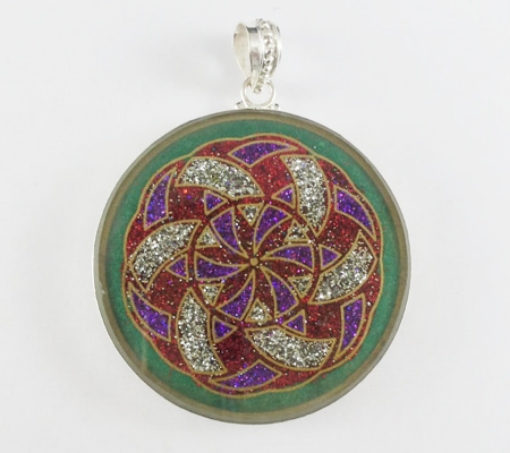Picture of Sacred Geometric Pendant