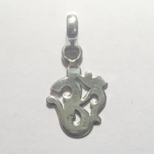 Picture of AUM Silver Pendant