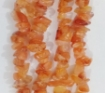 Picture of Carnelian chips beads