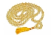 Picture of Citrine Mala : 108+1 Beads Knotted Mala