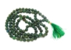 Picture of Green Aventurine Mala : 108+1 Beads Knotted Mala