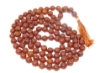 Picture of Red Aventurine Mala : 108+1 Beads Knotted Mala