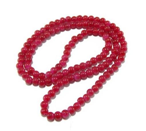 6mm Glass Beads