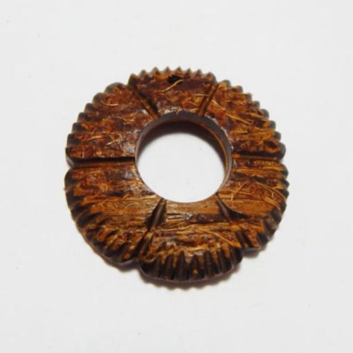 Coconut Shell Pendant