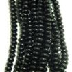 Ebony Wood Disc Shape Beads